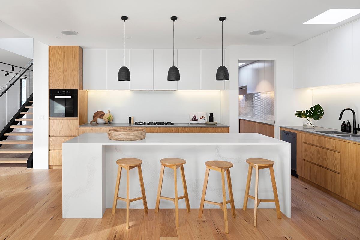 κουζίνα sawdust